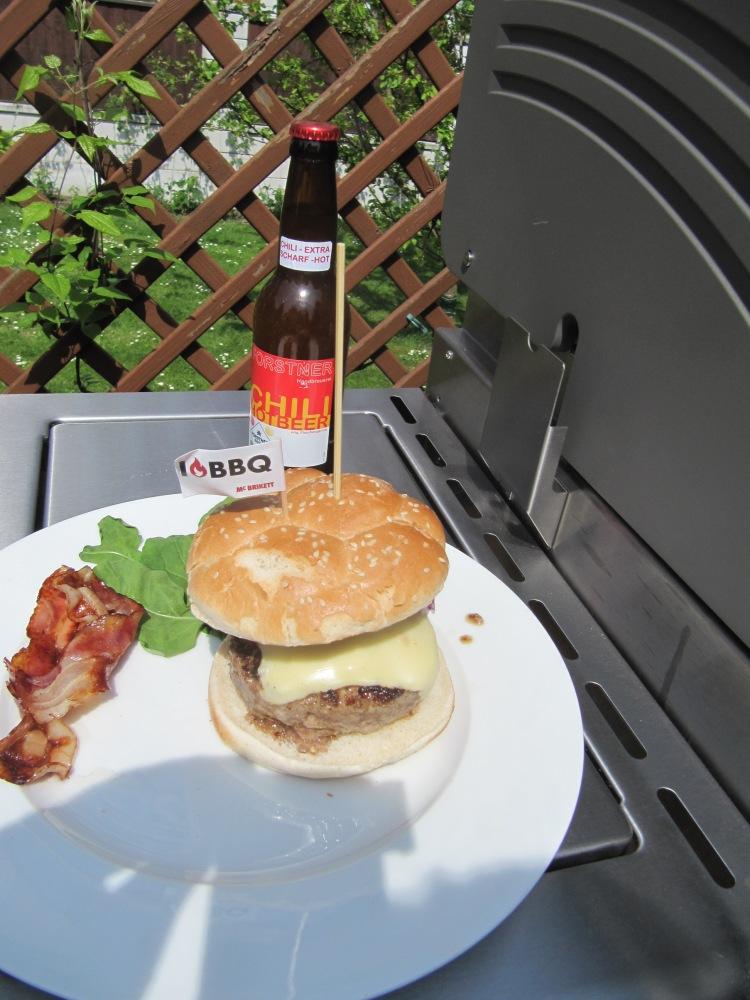 Rezept Nr. 6: Mein Burger (1/6)
