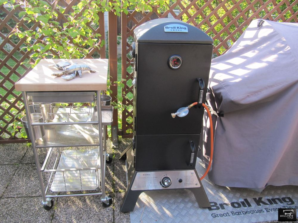Kalbs Spareribs Gasgrill : Spare ribs vom iberico schwein und vom milch kalb mit geräuchertem