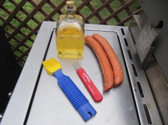 Weit Spritzen a eitrige an bugl a krokodül und a 16er blech grillpate